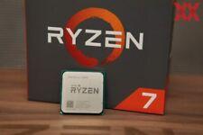 Processeur AMD Ryzen 7 1800X 3.6 GHz 8 Core et 16 threads Socket AM4