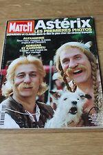 paris match 2589 du 7 janvier 1999 depardieu clavier asterix adriana karembeu
