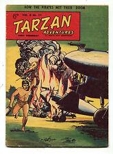 Tarzan Adventures Vol 8 #25  Sept.1958 Western Publishing British  CBX38B