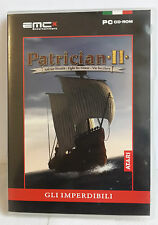 PC CD-ROM GAME PATRICIAN II - 2004 ATARI