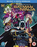 Batman Ninja [Blu-ray] [2018] [DVD][Region 2]