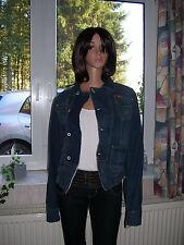 Ralph Lauren Jeansjacke Jacke Jeans kurz mit Taschen jeansblau blau Grösse L neu