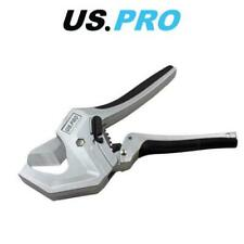US PRO PVC Pipe Cutter  Metal Body & Stainless Steel Blade PVC, PPR, PE, PEX