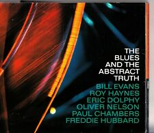Oliver Nelson - Blues And Abstract Truth Digipak CD 1995 Bill Evans/Roy Haynes