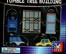 MAXIM 50441~Tumbletree Buildings-2004~Non-Toxic Paint~Thomas/BRIO~Boys&Girls3+