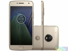 Motorola Moto G5 Plus 32gb Xt1685 4g LTE Unlocked Smart Phone Fine Gold *wty*