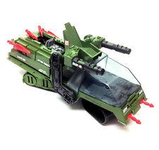 """80s original gi joe uk action force jouets havoc véhicule pour 4"""" figures rare"""