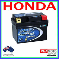 LITHIUM BATTERY FOR 2005 - 2015 HONDA CRF450X CRF450 YTX5LBS  SUPER LIGHT WEIGHT