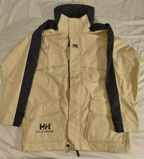 Helly Hansen Rain Coat Jacket Sailing Mountain Waterproof Medium M north face