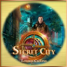 ⭐️ Secret City - London Calling - PC / Windows - BLITZVERSAND ⭐️