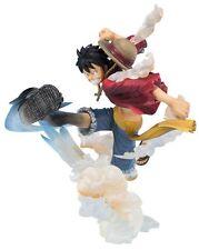 Figuarts ZERO One Piece MONKEY D LUFFY Gum Gum no Hawk Whip PVC Figure BANDAI