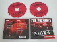 THE BOSSHOSS/STALLION BATTALION - LIVE(ÎLE 06025-1763250-9) 2XCD ALBUM