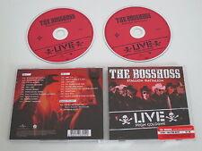 THE BOSSHOSS/STALLION BATTALION - LIVE(ÎLE 06025-1763250-9) 2XCD ALBUM
