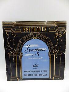DISQUE VINYLE 33T bethoveen symphonie 5 33 tours