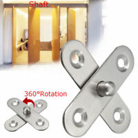 Hardware Stainless Steel 360 Degree Rotating Door Pivot Hinge Tone Rotary