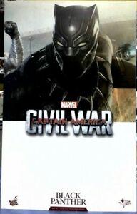 Black Panther Captain America Civil War Hot Toys Figure MMS 363