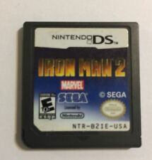 Iron Man 2 (Nintendo Ds, 2010) Cartridge Only