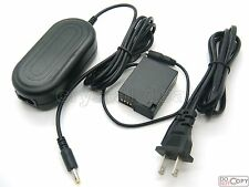 8.4V 2A AC Adapter Power Supply For DMW-BLC12 Panasonic Lumix DMC-GH2 DMC-G5