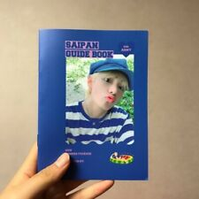 BTS Bangtan Boys Official 2018 Summer Package Saipan Guide Book V KPOP