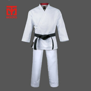 Mooto Grand Master Taekwondo Hapkido Dang Soo Do Hangul Uniform Dobok Gi White