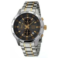 MENS Watch by  SEIKO TWO TONE CHRONOGRAPH WATCH SKS645P1 RRP £300.00
