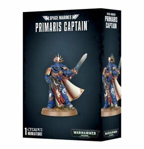 Primaris Captain - Warhammer 40k - Games Workshop - Unopened - New