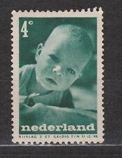 NVPH Netherlands Nederland nr 496 ong MLH Kinderzegels 1947 Pays Bas
