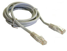 Cat-5E Networking Patch Cable 6 ft. Gray Rj45 Dsl High-Speed Ethernet, Sonitek