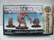 Urban War asalto Booster Gladiador Pit Bestia-NUEVO -