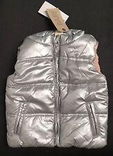 Cotton on Kids Baby Girls Puffer Vest Jacket Size 6-12 Month Sze 0