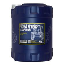 10 Liter Mannol TRAKTOR SUPEROIL 15W-40 Motoröl für älter Fahrzeuge API CD 15W40