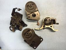 Motor Mounts & Manual Trans Mount Set 4PCS for 04-06 Nissan Altima, Maxima 3.5L