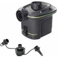 Intex Gonfiatore Pompa A Batteria 3 Ugelli Per Materassi Gonfiabili 66638