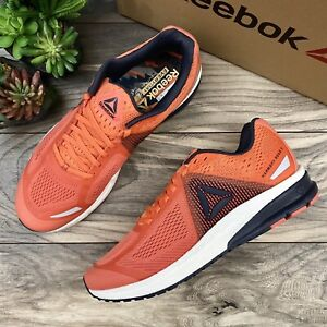 NIB Reebok Harmony Road 3 Running Shoes Athletic Sneakers Mens 12M Rosett Navy
