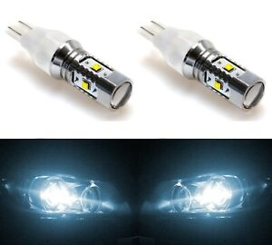 LED Light 30W 912 White 6000K Two Bulbs Interior Cargo Trunk Replacement Stock