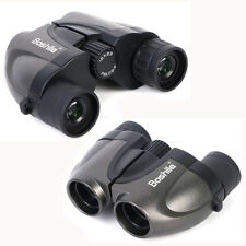 Portable 10x25 Travel Zoom HD Night Vision Hunting Optical Binoculars Telescope