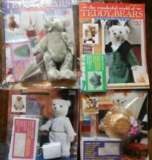 More details for the wonderful world of teddy bears,lady lavinia with mags &  accessories