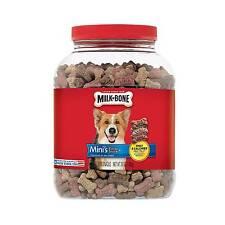 New listing Milk-Bone Mini Flavor Snacks Dog Treats 36 Oz 079100527991