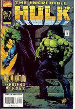 Incredible Hulk #431 (1995, vf+ 8.5) by Peter David & Liam Sharp