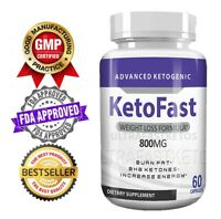 KETOFAST Advanced Weight Loss Capsules - 60 Capsules - FREE SHIPPING!