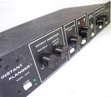 Eventide Instant Flanger FL201 w/Phaser Option, Full Refurb, Works/Sounds Great!