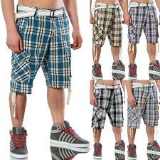 Herren-Cargo-Shorts aus Baumwollmischung
