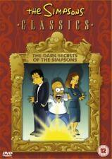 The Simpsons: Dark Secrets [DVD] [1990] - DVD  IVVG The Cheap Fast Free Post