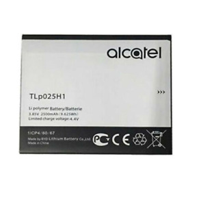 GENUINE ALCATEL BATTERY TLP025H1 FOR ALCATEL ONE TOUCH POP 4 5051D 2500mAh