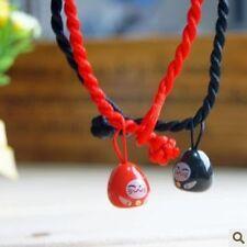 Set of 2pcs Lovers Lucky Cats Rabbit Bracelet Pottery Pendant Charm (LARGE)
