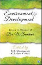 Environment and Development : Essays in Honour of Dr U. Sankar: By Shanmugam,...