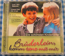 German Children Songs CD German Language Der Jaeger Aus Kurpfalz & More NEW  :-)