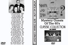 What's My Line Mystery Guest DVD Collection 60's