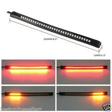 32 LED Bike Light Flexible strip Tail Brake Turn Signal Very Bright Red & amber