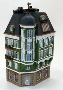Built up Vollmer 5 Story Building Bank House  /upper floors residential HO